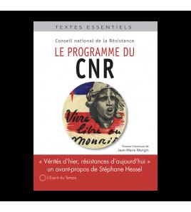Le programme du C.N.R. Conseil National de la Résistance