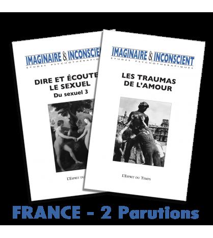 Abonnement Imaginaire & inconscient - France