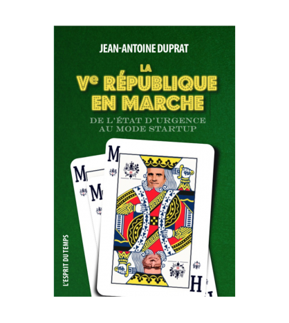 LA Ve REPUBLIQUE EN MARCHE