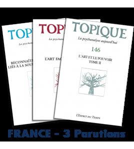Abonnement Topique - France