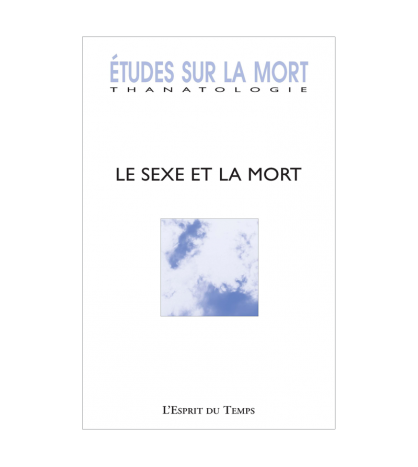 ETUDES SUR LA MORT 147