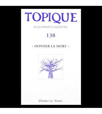 TOPIQUE N 138