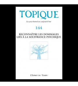 TOPIQUE N 144
